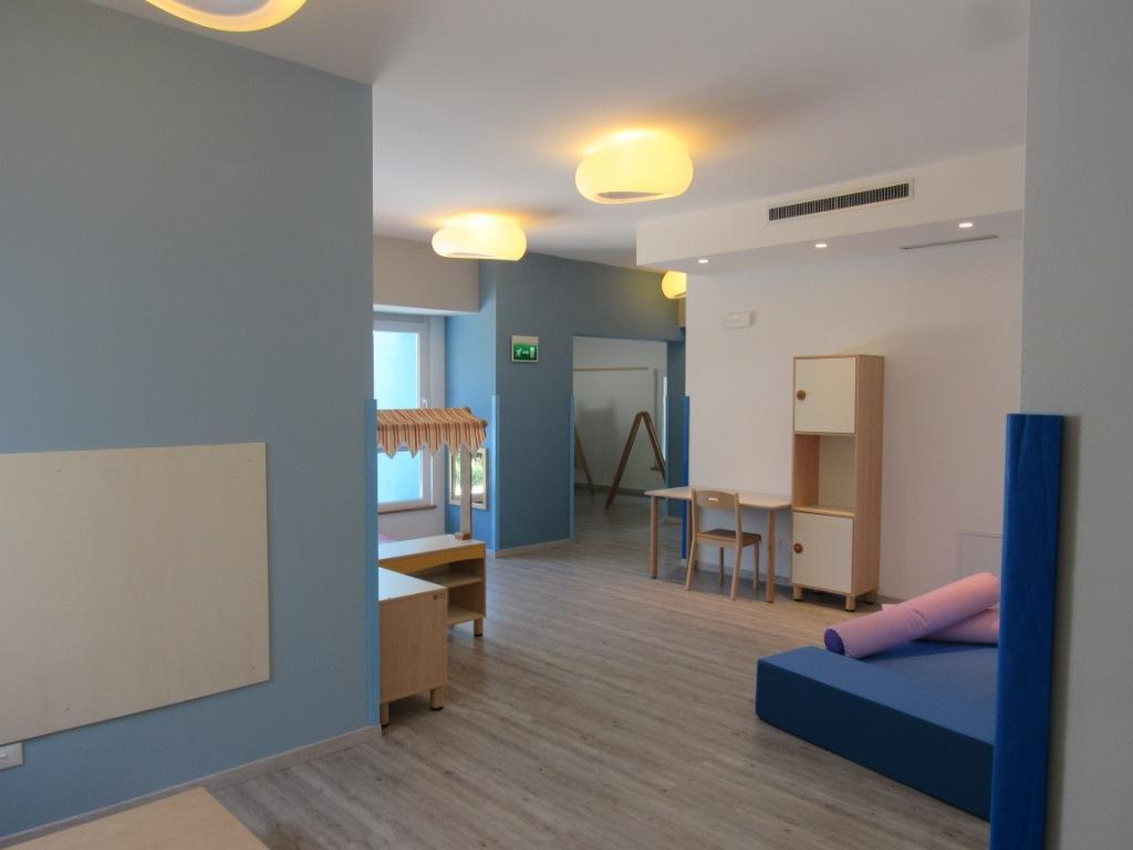Progettazione scuola materna laboratorio archituttura vico for Scuola arredatore d interni